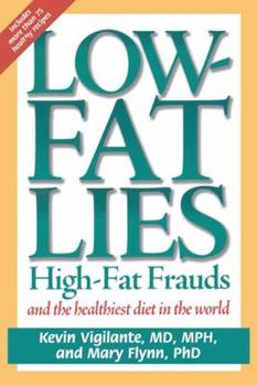 Low-Fat Lies 0895262207 Book Cover