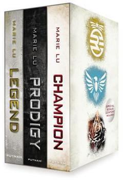 Hardcover Legend Trilogy Boxed Set Book