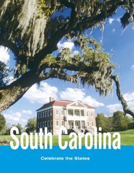 South Carolina - Book  of the Celebrate the States