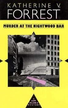 Paperback Murder at the Nightwood Bar Book