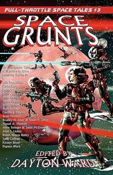 Space Grunts 0981895743 Book Cover
