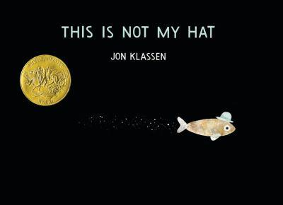 Hardcover This Is Not My Hat Book