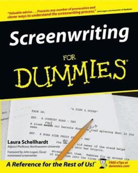 Paperback Screenwriting for Dummies? Book