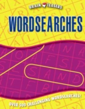 Spiral-bound Wordsearches (Best Ever 160 PBSCW) Book