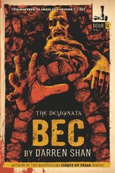 Paperback The Demonata: Bec Book