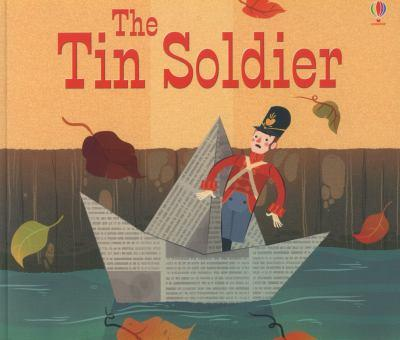 Paperback The Tin Soldier (English Language Learners/Intermediate) Book