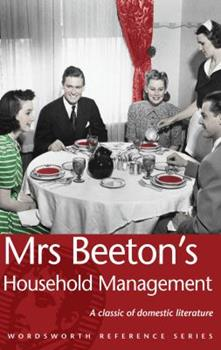 Paperback Mrs Beeton's Household Management Book