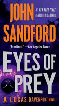 Eyes of Prey - Book #3 of the Lucas Davenport
