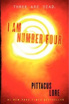 Paperback I Am Number Four Book
