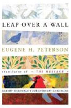 Paperback Leap Over a Wall Book