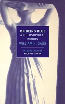 On Being Blue: A Philosophical Inquiry 1590177185 Book Cover