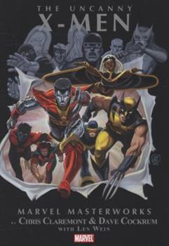 Marvel Masterworks: Uncanny X-Men, Vol. 1 - Book #11 of the Marvel Masterworks