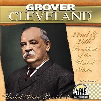 Grover Cleveland - Book  of the United States Presidents