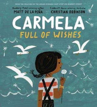 Carmela Full of Wishes 0525518703 Book Cover