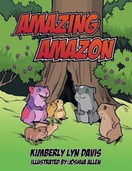 Paperback Amazing Amazon Book