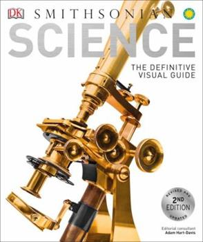 Science: The Definitive Visual Guide 0756655706 Book Cover
