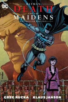 Batman: Death and the Maidens - Book #151 of the Modern Batman