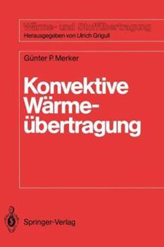 Paperback Konvektive W?rme?bertragung [German] Book