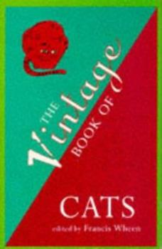 The Vintage Book of Cats 0099705419 Book Cover