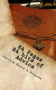 Paperback 84 Pages 84 bits of Advice Book