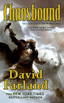 Mass Market Paperback Chaosbound: The Eighth Book of the Runelords Book