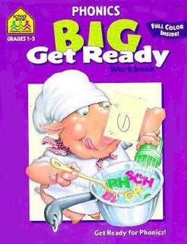 Big Phonics Workbook (Ages 5-7) - Book  of the BIG Workbooks