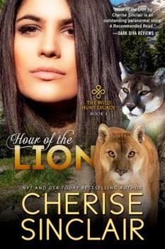 Paperback Hour of the Lion: The Wild Hunt Legacy Book