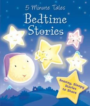 Bedtime Stories - Book  of the 5-Minute Stories
