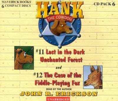 Lost in the Dark Unchanted Forest / the Case of the Fiddle-playing Fox - Book  of the Hank the Cowdog
