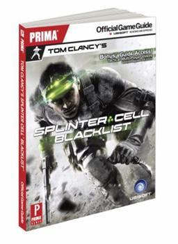 Paperback Tom Clancy's Splinter Cell Blacklist: Prima Official Game Guide Book