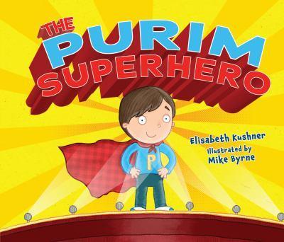 Paperback The Purim Superhero Book