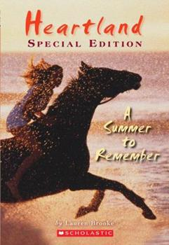 A Summer To Remember - Book  of the Heartland