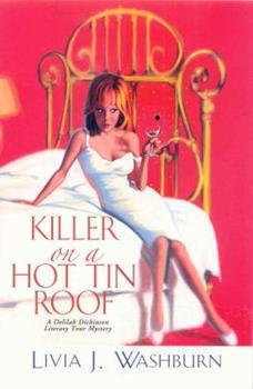 Killer on a Hot Tin Roof 0758225709 Book Cover