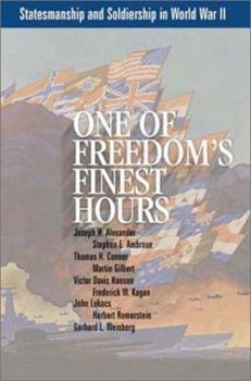 One of Freedom's Finest Hours