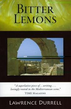 Bitter Lemons of Cyprus 0525470441 Book Cover