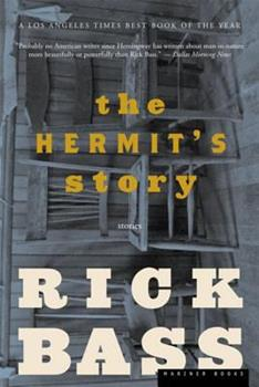 The Hermit's Story: Stories 0618380442 Book Cover