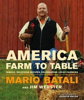 America--Farm to Table 1455584681 Book Cover