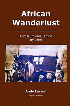 African Wanderlust 145059669X Book Cover