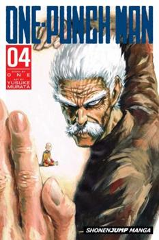 One-Punch Man, Vol. 4 - Book #4 of the  / ONE-PUNCH MAN
