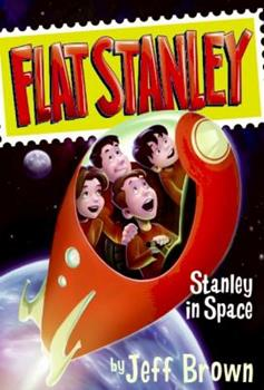 Stanley in Space 1405204192 Book Cover