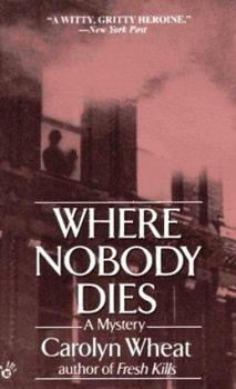 Where Nobody Dies (Cass Jameson Legal Mysteries) 0425154084 Book Cover