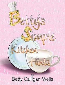 Paperback Betty's Simple Kitchen Hints Book