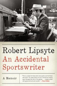 An Accidental Sportswriter: A Memoir 0061769142 Book Cover
