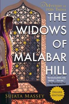 The Widows of Malabar Hill 1616957786 Book Cover