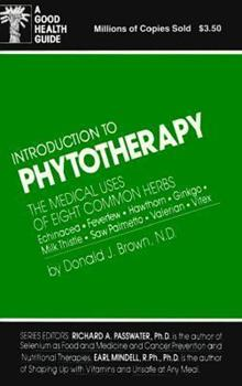 Paperback Introduction to Phytotherapy Book