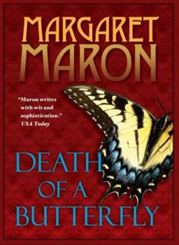 Death of a Butterfly 0553291211 Book Cover