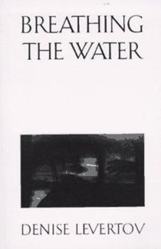 Paperback Breathing the Water Book