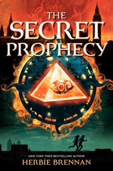 The Secret Prophecy 0062071807 Book Cover