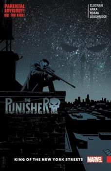 The Punisher, Vol. 3: King of the New York Streets - Book #3 of the Punisher 2016 Collected Editions