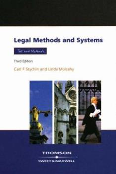 Paperback Legal Method and Systems Book